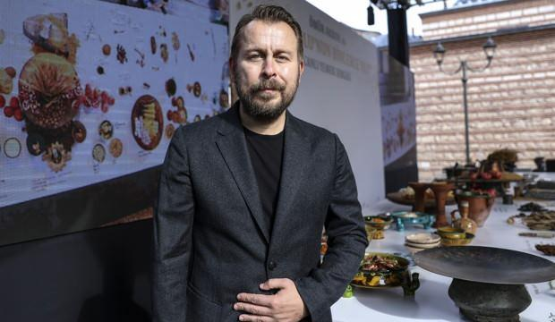 Üsküdar Belediyesi ünlü şef Ömür Akkor ile Anadolu'nun yemek kültürünü yaşatıyor