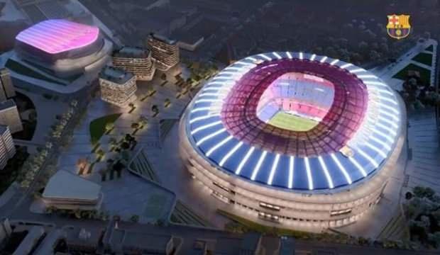 Barcelona'nın dev projesi! Avrupa'nın en büyüğü olacak