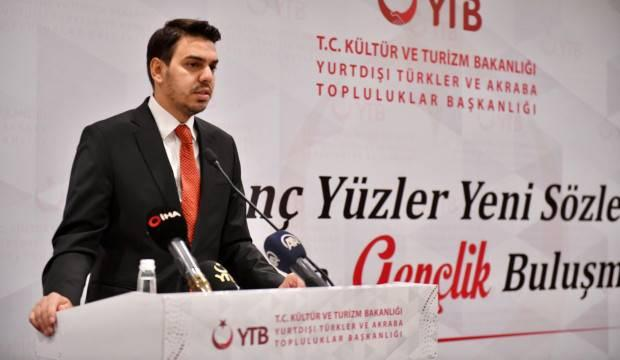 Diaspora Gençliği Ankara'da buluştu