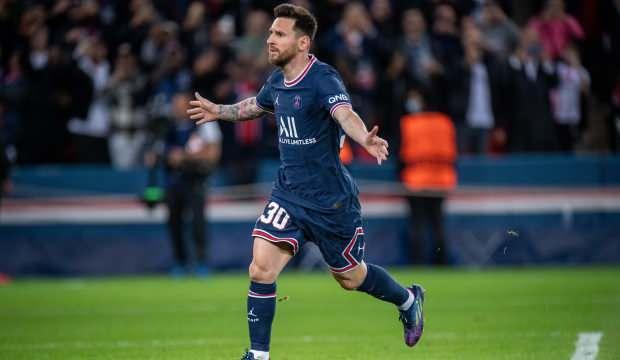 Messi, PSG'yi galibiyete taşıdı