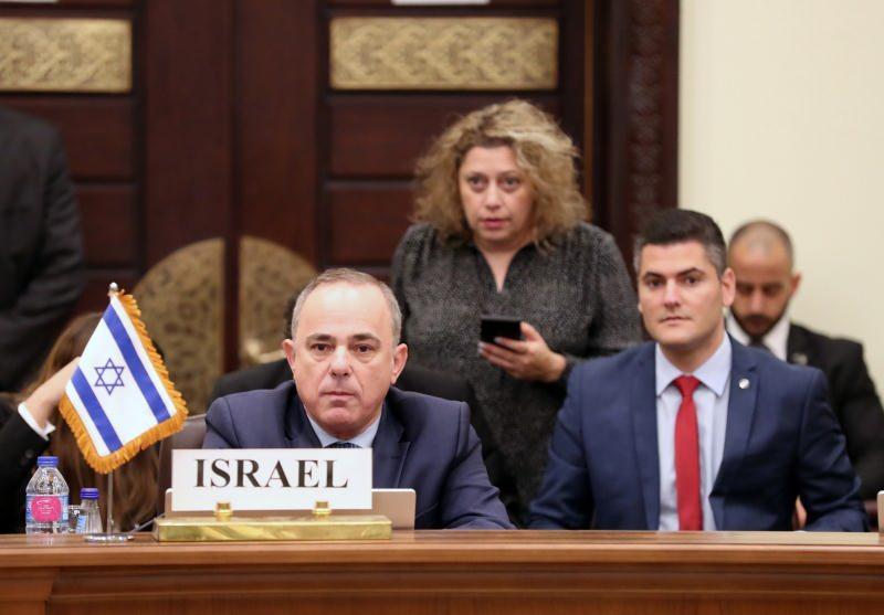İsrail Enerji Bakanı Yuval Steinitz
