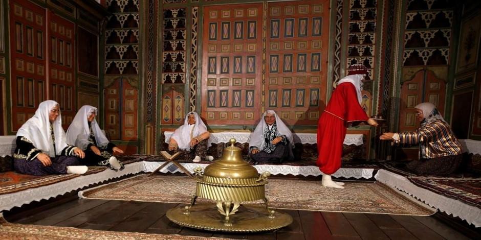 Kayseri kültürü 5 asırlık konakta yaşatılıyor
