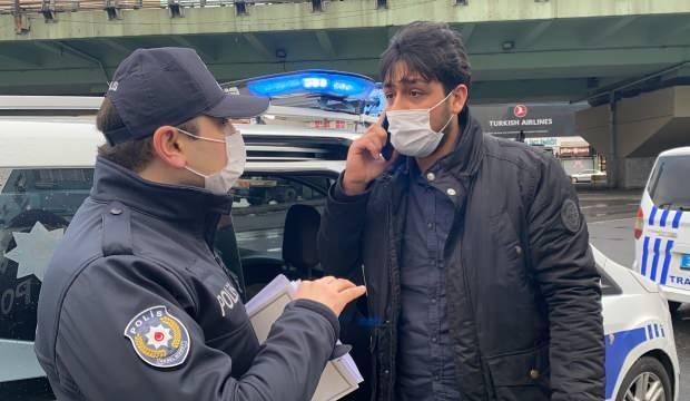 """Mecidiyeköy'de 'sahte turist rehberine' ceza: """"Bu ülkenin kurallarını bilmelisin"""""""
