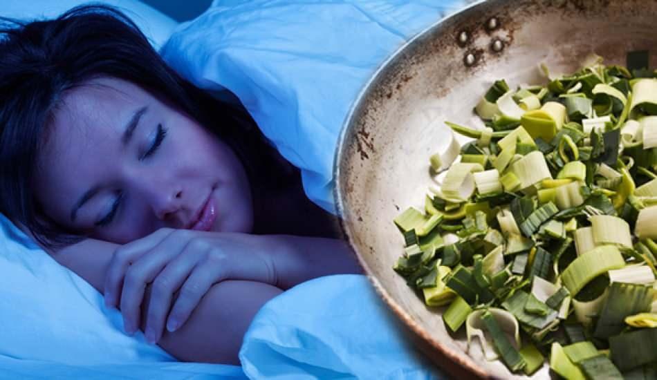 Pırasanın faydaları nelerdir? Yemeklerden sonra bir tabak pırasa yerseniz....
