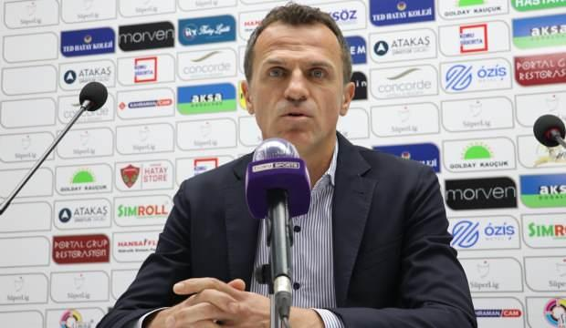 Stjepan Tomas: 'İyi bir performans ortaya koyduk'