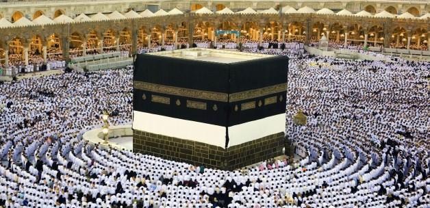 Kabe'ye rekor ziyaretçi: Ramazanda hac gibi rakam!