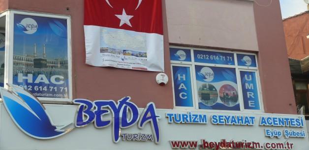 Beyda Turizm artık İstanbul'da