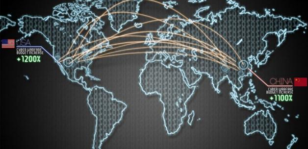 ABD'ye siberde Çin istilası!