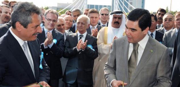 Ahmet Çalık'tan Türkmenistan'a yeni atak