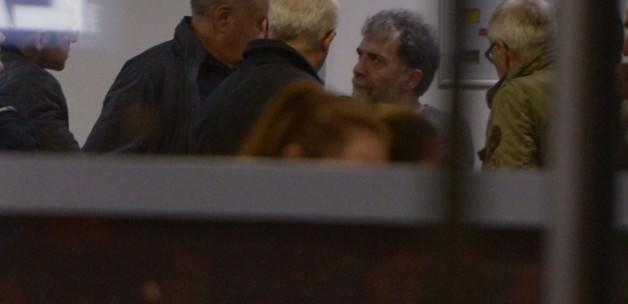 Ahmet Hakan taburcu edildi