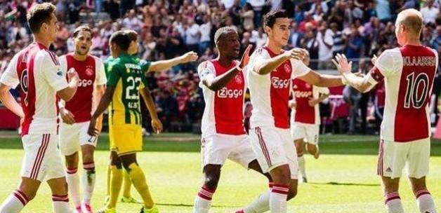 Ajax'tan Fenerbahçe'ye gözdağı!