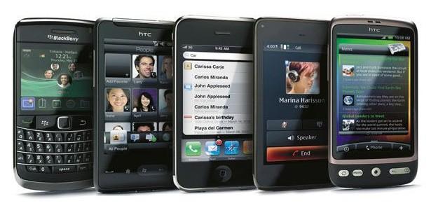 Akıllı telefon pazarı bir yılda 2 kat büyüdü