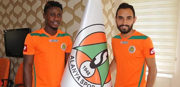 Albimo Alanya'dan çifte transfer!