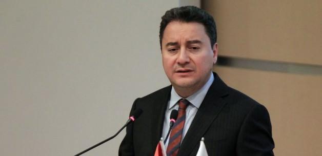 Ali Babacan: Eğer devam ederse mumla ararız