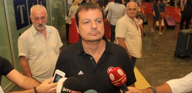 Ataman'dan basketbolda dünya markası sözü