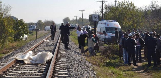 Aydın'da tren kazası: 1 ölü