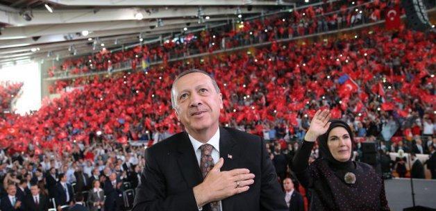 Başbakan Erdoğan'a anlamlı hediye