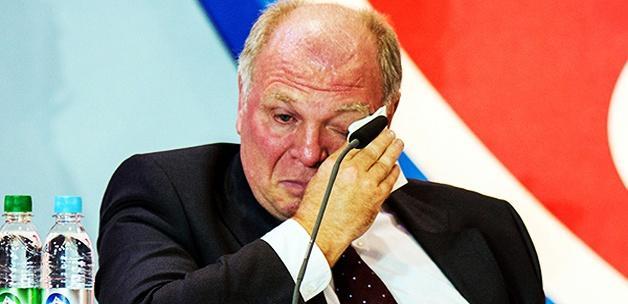Skandal! Bayern Münih Başkanı'na hapis cezası!