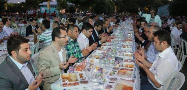 Bayrampaşa'dan Bosna'ya 2 bin kişilik iftar
