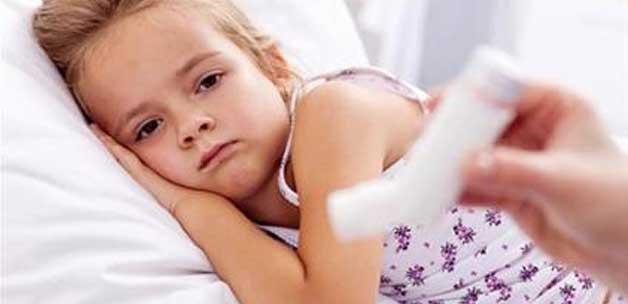 Türkiye'deki 8 çocuktan biri astım hastası