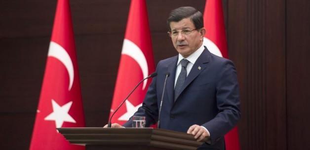Davutoğlu: Demirtaş'ın maskesi düştü