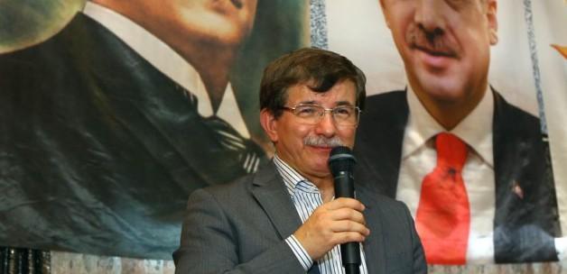 Davutoğlu: Gazze'de Mehmetçiğin kanı var