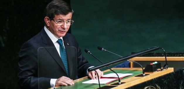 Davutoğlu: Suriye'de 3 şehir kurabiliriz