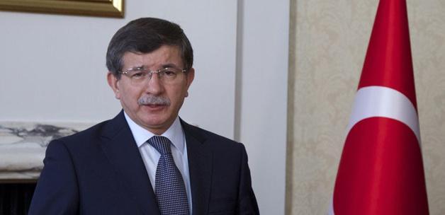 Bakan Davutoğlu'ndan Soma'ya dua
