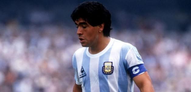 Diego Maradona Twitter hesabı açtı