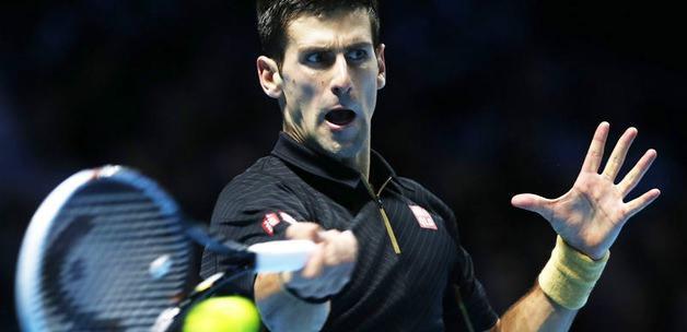 Djokovic Hırvat rakibine acımadı