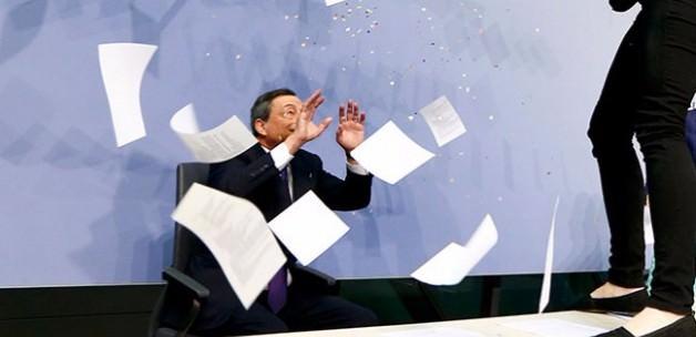 ECB'den protesto açıklaması