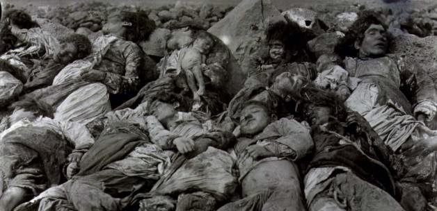 Ermeni çeteleri 519 bin Müslüman Türk'ü öldürdü