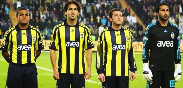 Eski Fenerbahçeli amatör ligde!