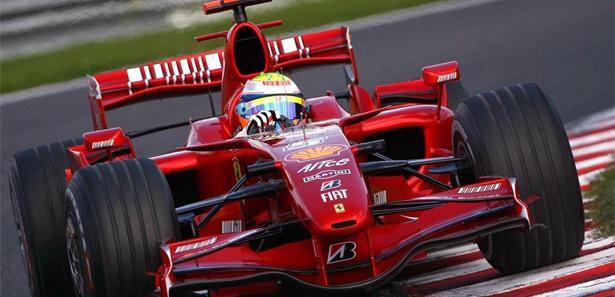 Felipe Massa'nın yeni adresi
