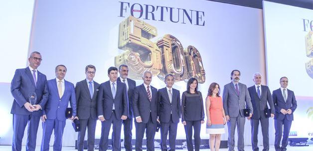 Fortune 500 Gala Gecesi iş dünyasını buluşturdu!