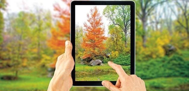 Fujitsu'dan parmak izi okuyuculu tablet