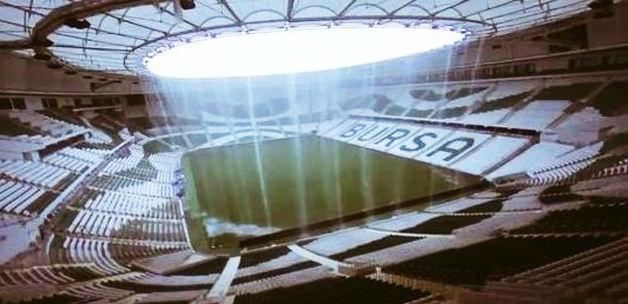 Timsah Arena'nın çatısı yıprandı mı?