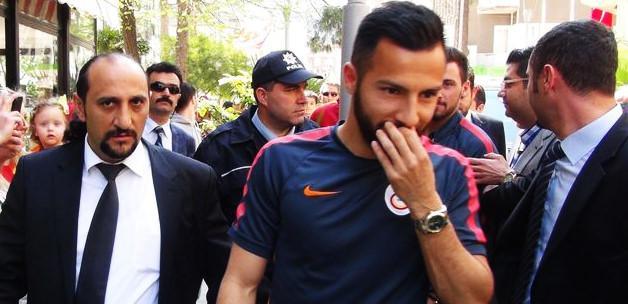 Galatasaray'a Manisa'da yoğun ilgi