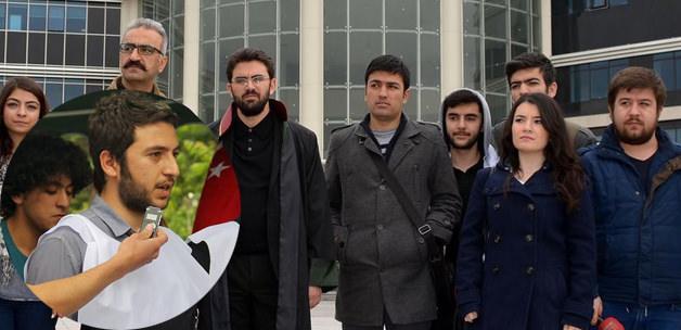 Hakaretten tutuklanan üniversiteli serbest
