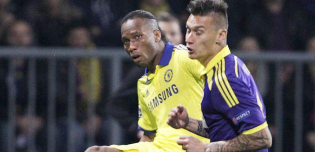 Hazard, Chelsea'yi galibiyetten etti