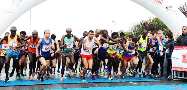 İstanbul Maratonu'na Kenya damgası!