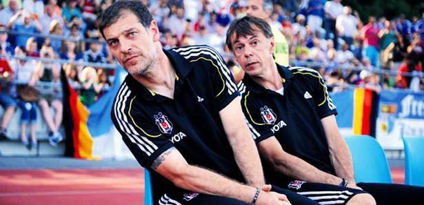 Beşiktaş'ta sol bek krizi çözülemedi