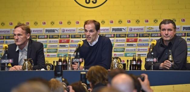 Tuchel resmen Dortmund'da