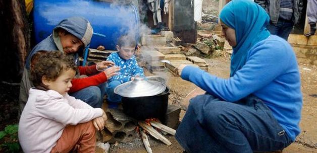 STK'lar Suriyeliler için seferber oldu