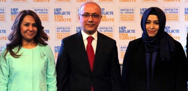 Lütfi Elvan CHP'nin vaatlerine taktı