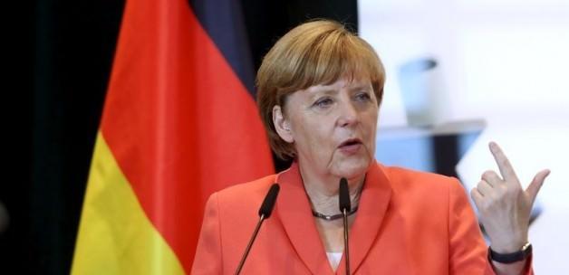 Merkel: Arnavutluk'un yanındayız