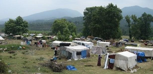 Mevsimlik işçilere Ramazan yardımı