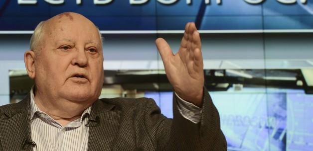 Mihail Gorbaçov hastaneye kaldırıldı