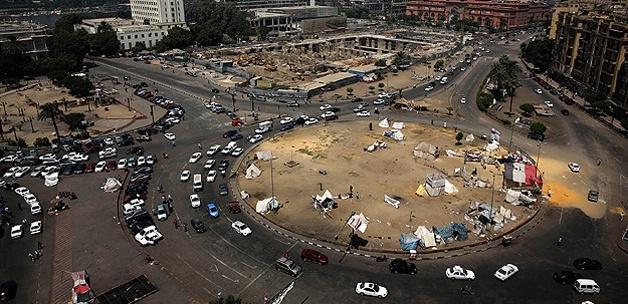 Tahrir'de bayram namazı çağrısı