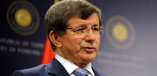 Dışişleri Bakanı Davutoğlu Fransa yolcusu
